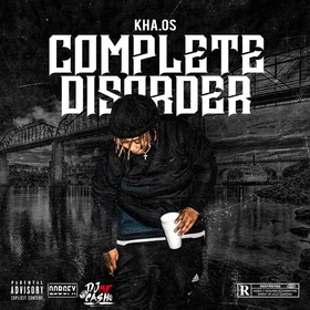 Complete Disorder KHA.OS front cover