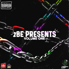 2BE Presents Vol1 Various Artists front cover