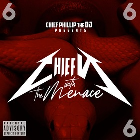 Chiefin With The Menace 6 Chief Phillip front cover