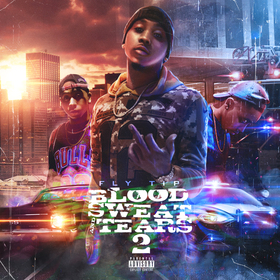 Blood Sweat Tears 2 Young Stunnaz front cover