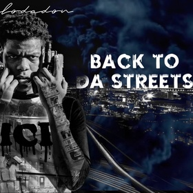 Back To Da Streets Deelodadon front cover