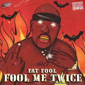 Fool Me Twice Fat Fool front cover