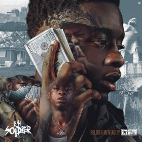 Soldier Mentality Luh Soldier  front cover