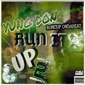 Run It Up 2 Yung Don front cover