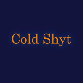 COLD SHYT KING COLD front cover