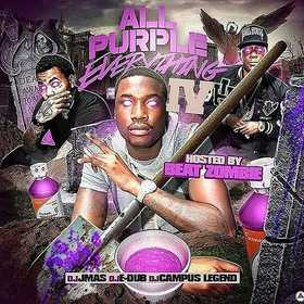 All Purple Everything 4 Street Network  front cover