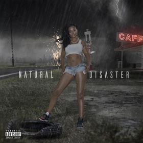 Natural Disaster Natural front cover