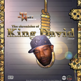 Mr. 40. Watt presents: The Chronicles of King David DeUce Double front cover