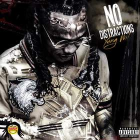 No Distractions Yung Wil front cover