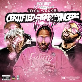 This Weeks Certified Street Bangers Vol. 92 DJ Mad Lurk front cover