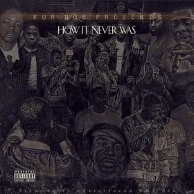 How It Never Was Kur front cover