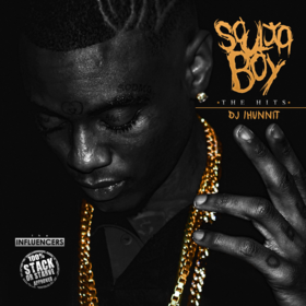 The Hits Soulja Boy front cover