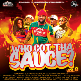 Who Got the Sauce 8 Various Artists front cover