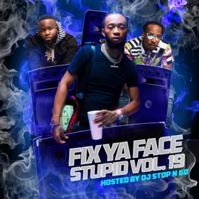 Fix Ya Face Stupid Vol.19 DJ Stop N Go front cover