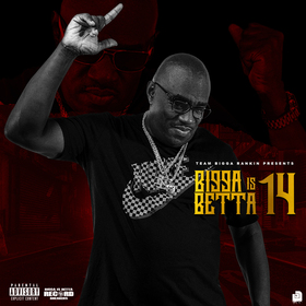 Bigga Is Betta Vol. 14 Bigga Rankin front cover