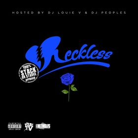 Reckless (Hosted by DJ Louie V) Reck McGee front cover