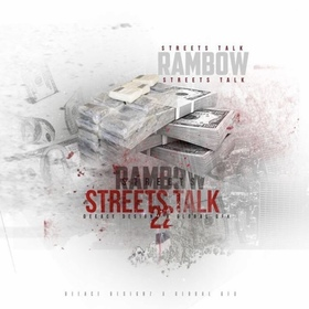 Streets Talk 22 Rambow front cover