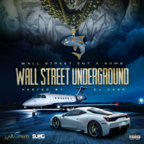 Wall Street Underground DJ Coop Hoe front cover