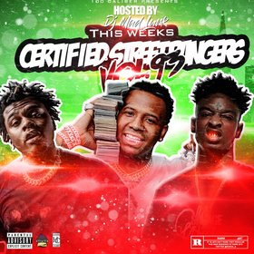 This Weeks Certified Street Bangers Vol.93 DJ Mad Lurk front cover