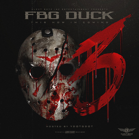 This How Im Coming 3 FBG Duck front cover