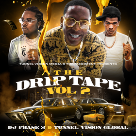 The DripTape Vol. 2 DJ Phase 3 front cover