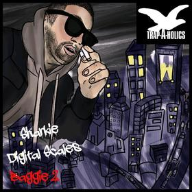 Digital Scales And Baggies 2 Sharkie Paredes  front cover