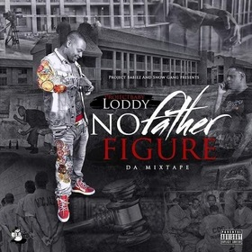 Project Baby Loddy No Father Figure Da Mixtape CHILL iGRIND WILL front cover