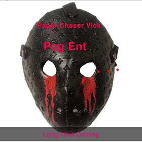 Long Time Coming EP Paper Chaser Vick front cover