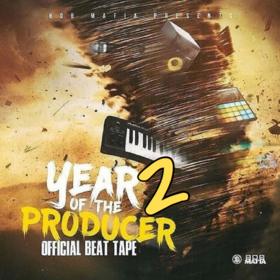 Year Of The Producer 2 Fameus of 808 Mafia front cover