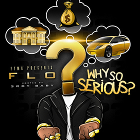 Why So Serious? Flo front cover