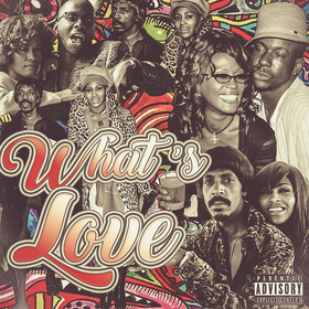 What's Love? Big Will front cover