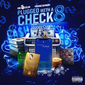 Plugged WIth A Check 8 King Dream front cover
