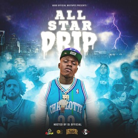 All Star Drip DJ Official front cover