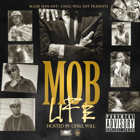 Mob Life  CHILL iGRIND WILL front cover