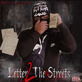 Letter 2 The Streets Prince Trey front cover