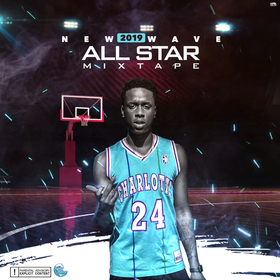 New Wave (All Star Mixtape) Dj K.i.D  front cover