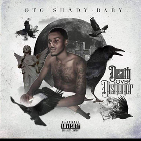 Death Over Dishonor OTG Shady Baby front cover