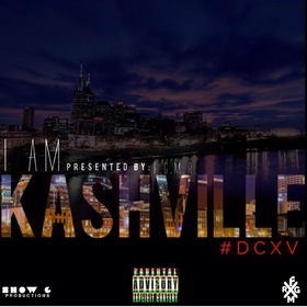 I AM Kashville Various Artists front cover