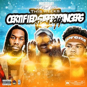 This Weeks Certified Street Bangers Vol.94 DJ Mad Lurk front cover