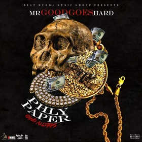 Beat Murda Music Group presents Phly Paper Gang Allstars Beat Murda Music Group front cover