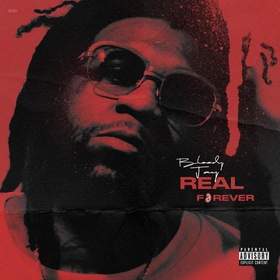 Real Forever Bloody Jay front cover