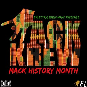 Mack History Month The Mack Krew front cover