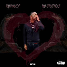 No Friends [Single] Royalcy front cover