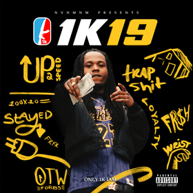 1k19 Only 1k Iam front cover