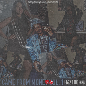 came from money vol.1 H6Z100 front cover