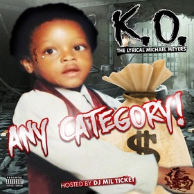 Any Category K.O. THE LYRICIAL MICHEAL MYERS front cover