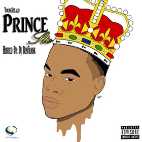 PrinceSte Young Stealo front cover