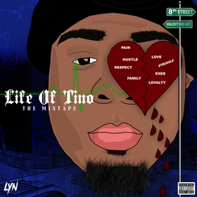 Life Of Tino Sidney Valentino front cover