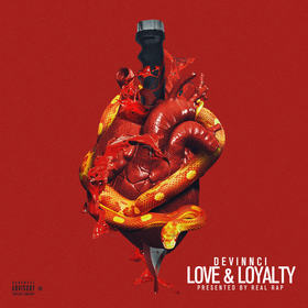 Love & Loyalty Devinnci front cover