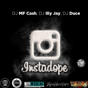 Instadope DJ Duce front cover